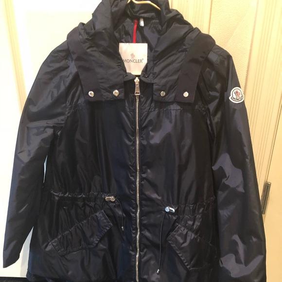 50cb6043a Moncler rain jacket